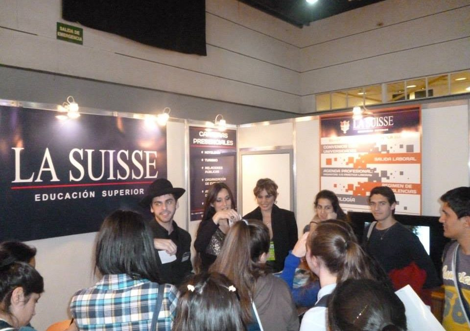 La Suisse en Expo Universidad 2013